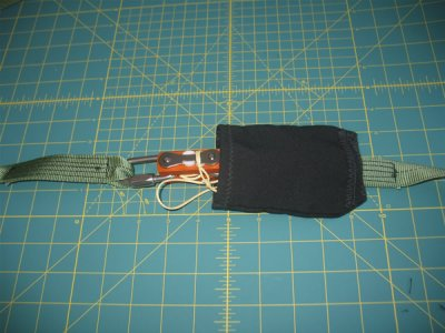 Recovery Tether Sheath