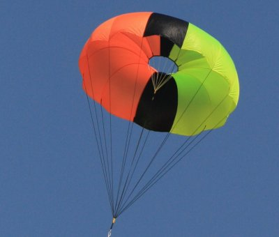 "Iris 60"" Ultra Light Parachute - 11lbs @ 15fps"