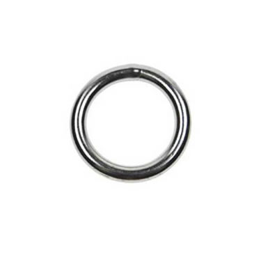 "Stainless Steel Slider Ring - 1.375"" ID"