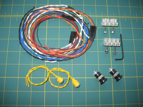 L3 Dual Altimeter Av-bay Wiring Kit