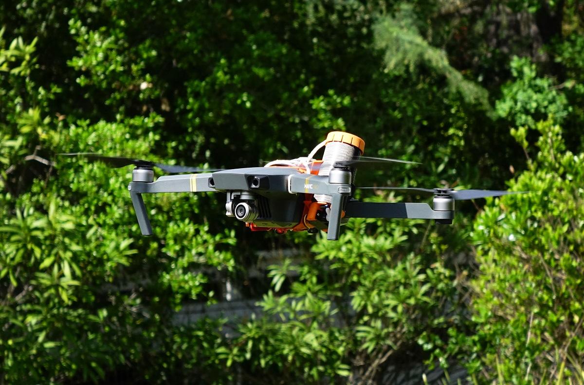 Drone Parachute, Multicopter Parachute, UAV, RC Aircraft